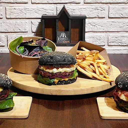 A Confesse - Burgers